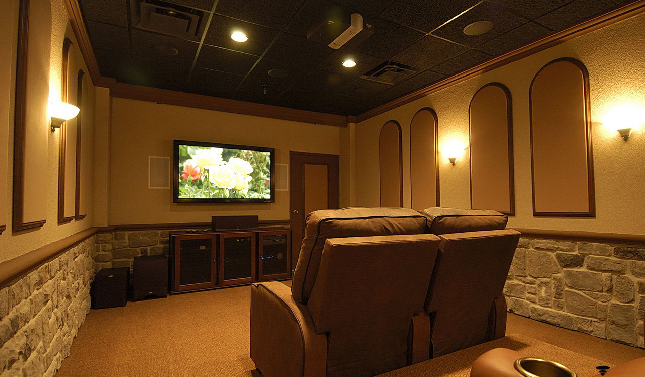 Home Theater Wall Panels 3